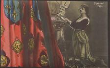 80 BEAULIEU CARTE POSTALE JEANNE D' ARC EN CAPTIVITE