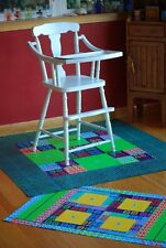 Beach Garden Quilts High Chair Helper Pattern FREE US SHIPPING