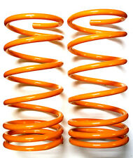 Mitsubishi Challenger K94/K97/K96 Rear Coil Spring Pair- NEW 20% UPRATED (96 On)