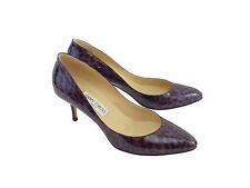 Jimmy Choo | Irena | Purple Leopard | UK 6 | EU 39 | RRP £325 | High Heel Shoe