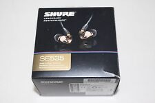 Shure SE535-V Sound Isolating Earphones with Triple High Definition MicroDrivers
