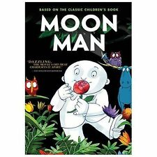 Moon Man (DVD, 2014, Animated) w/fast FREE Shipping! ~~Tribeca Film~~