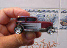 2001 HOT WHEELS ***MIDNIGHT OTTO*** VGUC...Burgundy