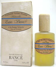 RANCE Veritable Arome Distille Eau Pure a la Sauge Sclaree EDT 125 ml Neu OVP