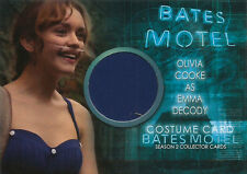 Bates Motel Season 2 ~ COSTUME CARD COC1 Olivia Cooke/Emma Decody