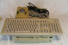 Vintage Apple Macintosh Performa 6205CD PowerPC M3076 w/ Keyboard & Trackball