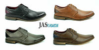 Mens Smart Wedding Shoes Italian Formal Office Work Casual Dress Party Boys Size