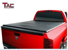 2005-2016 Toyota Tacoma 6' Short Bed (with utility track) Tri-Fold Tonneau Cover