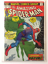 The Amazing Spider-Man 128 in 8.5 VF+ Shadow of the Vulture! B@@yah!