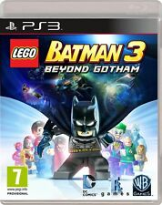 LEGO Batman 3: Beyond Gotham (Playstation 3) NEW & Sealed