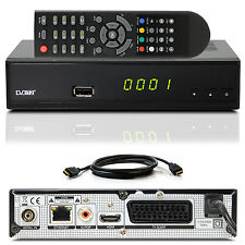 DVB-T2 FULL HD TV terrestrischer Receiver OPTICUM T90 HEVC H.265 USB PVR HDMI T2