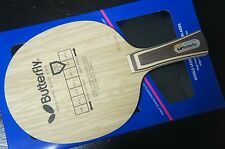 Butterfly Petr Korbel  Blade Table Tennis Racket  -  Flared ( FL ) - New