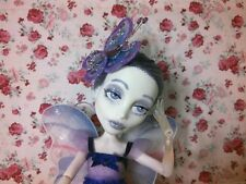 Fairy Of Despair * OOAK Custom Hand Painted Monster High Doll Repaint