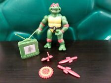 TMNT TOON RAPH RAPHAEL 100% COMPLETE TEENAGE MUTANT NINJA TURTLES