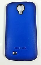 Modal Protective Bumper Case for Samsung Galaxy S4 - Blue