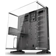 Thermaltake Core P5 Atx Wall-mount Chassis - Mid-tower - Black - Spcc - 4 X Bay