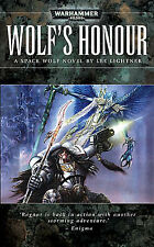 Wolf's Honour (Warhammer 40,000 Novels)-ExLibrary