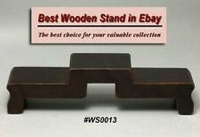 Hard Wood Stand For Netsuke & Carving Display (WS0013)