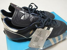 ADIDAS Profi Scarpe Calcio Soccer Shoes FOOTBALL VINTAGE Deadstock 80s 9 1/2