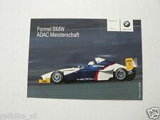 STICKER,DECAL BMW FORMEL BMW ADAC MEISTERSCHAFT MOTORSPORT
