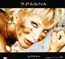 CD NUOVO: IVANA SPAGNA WOMAN (pop rock italiano)