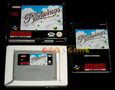 PILOTWINGS Super Nintendo Snes Versione PAL Italiana Pilot Wings ○○○○○ COMPLETO