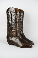 Folklore Vintage Western Boots Stiefel Cowboystiefel 38 leather folklore boots