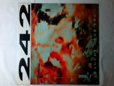 "FRONT 242 Tragedy for you 12"" HOLLAND"