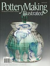 Pottery Making Illustrated magazine Pattern to form Print duality Spouted bowl