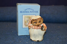 Beswick Beatrix Potter ''Mrs Tiggywinkle'' Figurine Made In England Boxed RD5782