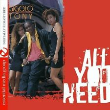 All You Need - Gigolo Tony (2013, CD NEU) CD-R