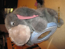 Disney Eeyore plush picture frame/NWT/11 inches/picture opening 3 x3