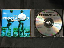 The Proclaimers. Sunshine On Leith. Compact Disc. 1988. Made In Australia