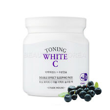 [ETUDE HOUSE] Toning White C Double Effect Sleeping Pack 100ml / Korea cosemtic