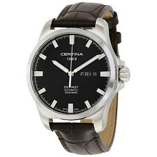 Certina DS First Day-Date Automatic Unisex Watch C0144071605100