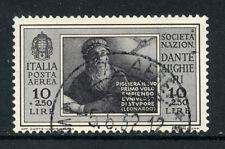 1932 - LOTTO/17577 - REGNO - 10 LIRE P/A PRO DANTE ALIGHIERI - USATO