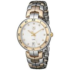 TAG HEUER Link Gold & Diamond Ladies Watch WAT1353.BB0962 - RRP £4100 - NEW