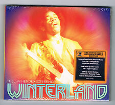 THE JIMI HENDRIX EXPERIENCE - WINTERLAND - CD NEUF NEW NEU