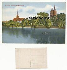 Breslau Schlesien in Farbe alte Ansicht Kirche  siehe Postkarte