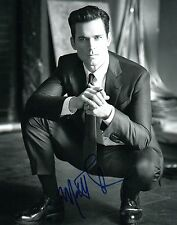 Matt Bomer Autographed Signed 8x10 Photo COA #3