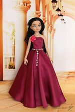 Handmade gown/dress/outfit for Tonner Doll with Ellowyne body 16""