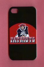 NEW ENGLAND PATRIOTS 1 Piece Glossy Case / Cover iPhone 4 /4S (Design 25)+Stylus