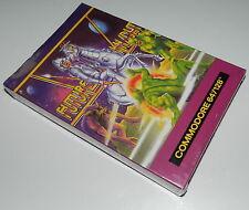 """FUTURE KNIGHT  Commodore 64 / 128  5,25"""" Diskette  NEU und UNGEÖFFNET"""