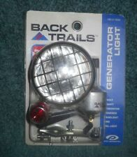 Back Trails Bicycle Generator Front & Back Light Set 6 Volt 3 Watt  New and unop