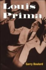Louis Prima (Music in American Life)-ExLibrary