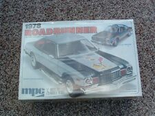 1978 PLYMOUTH ROADRUNNER ~ Vintage MPC Model Kit 1-7811 ~ 1/25 ~ FACTORY SEALED