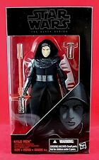 "Unmasked Kylo Ren Star Wars the Black Series 6"" Action Figure Hasbro Toy New"