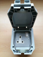 IP66 Storm Proof Waterproof Socket 1 Gang Socket Great Quality Item!