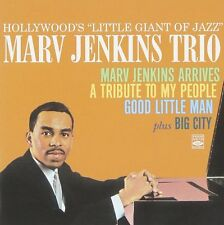 Marv Jenkins Arrives + A Tribute To My People + Good Little Man + Big City