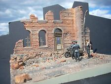 Dioramas Plus DP19 Italian Ruins Back in Production! Special Offer!!